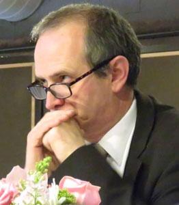 Henri Derroitte professeur Lumen Vitae